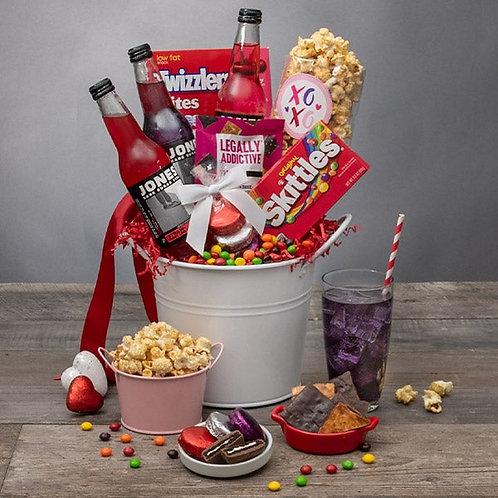 Valentines Day Soda Bucket of FUN