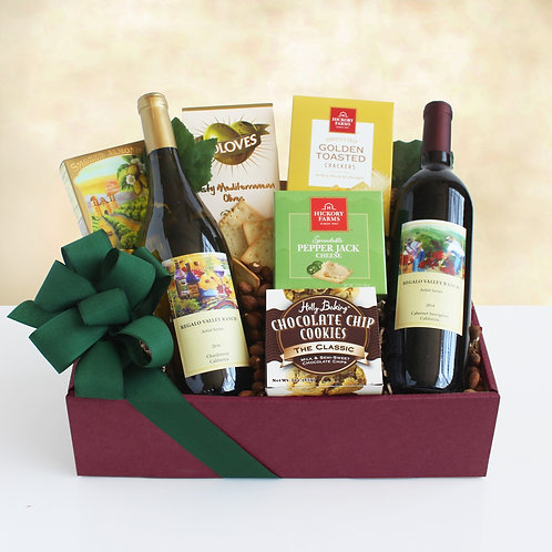 A Toast to a Great Tasting Wine Gift Box