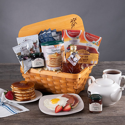 Country Inn Gourmet Breakfast Gift Basket
