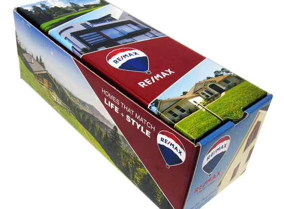 Real Estate Closing Snack Gift Box