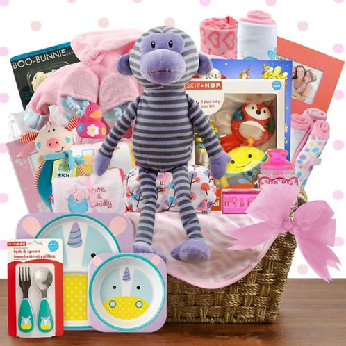 Fabulous Family Baby Girl Gift