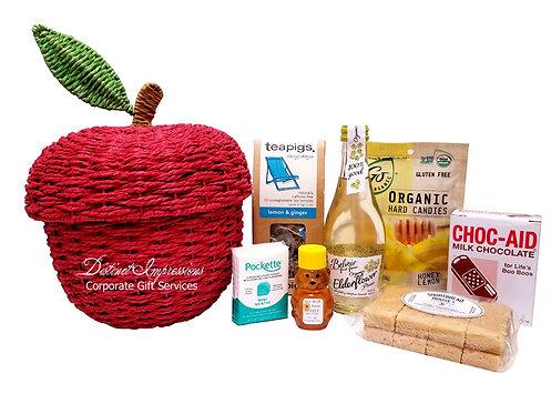 An Apple a Day - Get Well Gift Basket