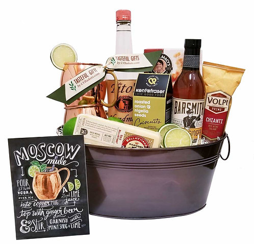 Tito's Moscow Mule Gift Tin