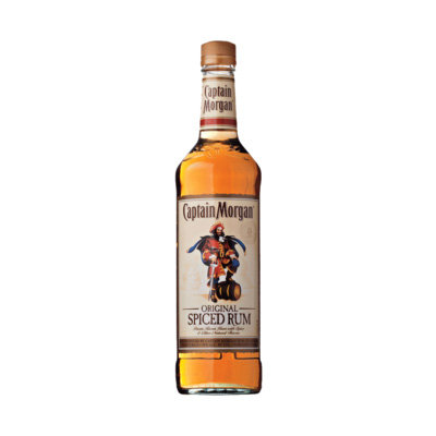 Captain Morgan Spiced Rum - Full Size Bottle