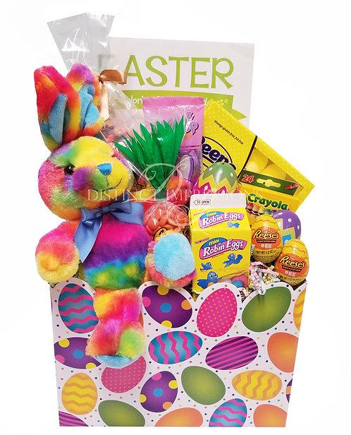 EGGcited for Easter - Kids Easter Basket Gift Box