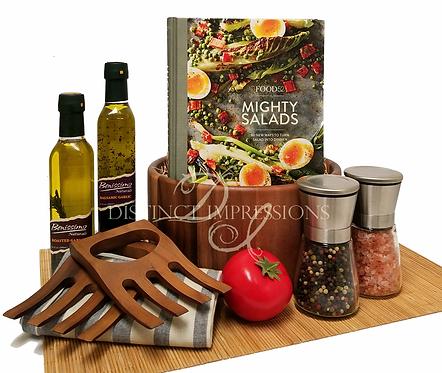 Gourmet Salad Bowl Housewarming Gift