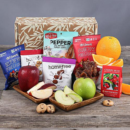 Delicious Healthy Gluten Free Gift Basket