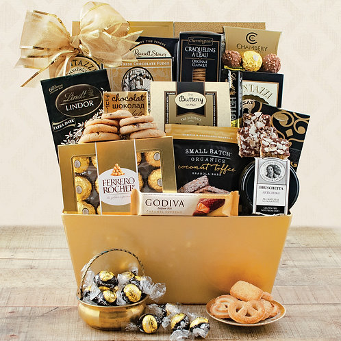 Grand Imperial Gourmet Gift Basket