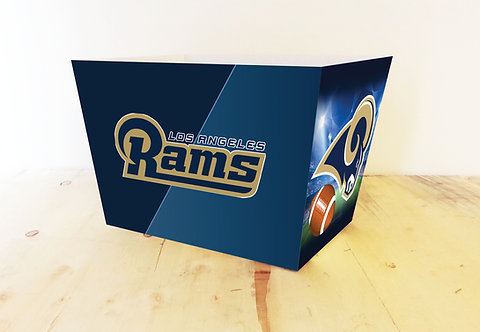 Themed Gift Box - LA Rams Football