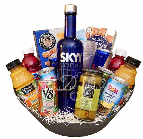 SKYY is the Limit - Party Tub Gift