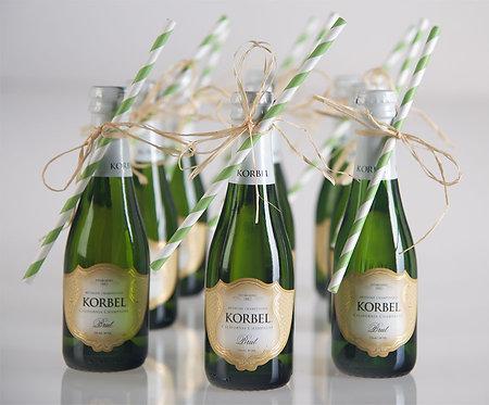 Korbel Sparkling Wine Party Favors