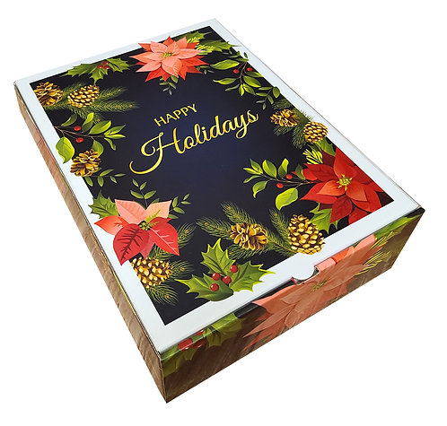 Themed Gift Box - Happy Holidays