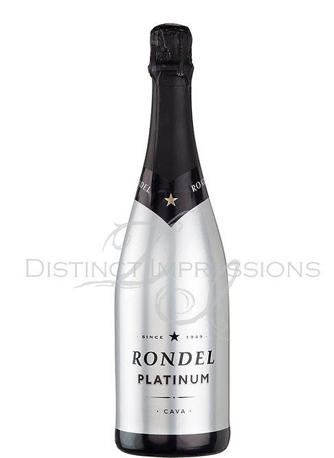 Rondel Platinum Ltd Edition Cava - Sparkling Wine