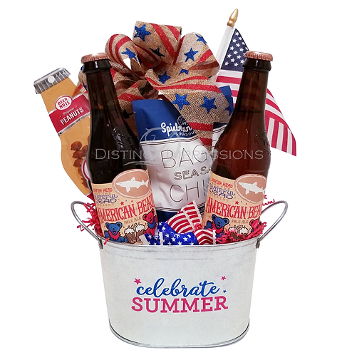 Celebrate Summer Beer Gift Tin