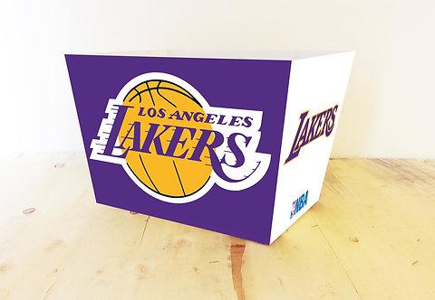 Themed Gift Box - LA Lakers Basketball