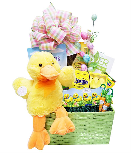 Just Ducky - Kids Easter Basket Activity Gift