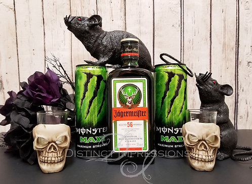 Jagermeister Monster Gift Box for Halloween
