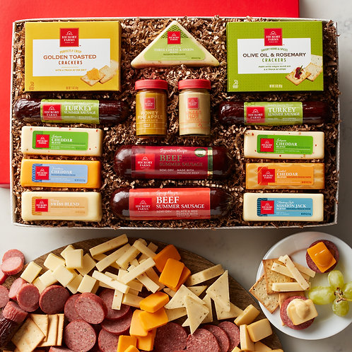 Hickory Farms Crowd Favorites Gift Selection