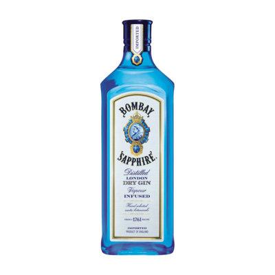 Bombay Sapphire Gin - Full Size Bottle