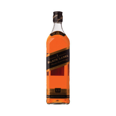 Johnnie Walker Black - Full Size Bottle