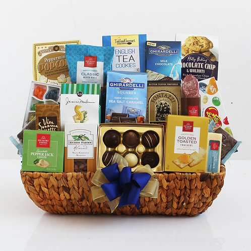 Large Office Party Delights Gift Basket