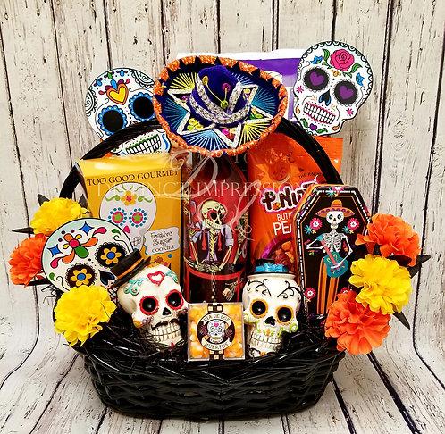 Celebration of the Dead - Wine Gift Basket