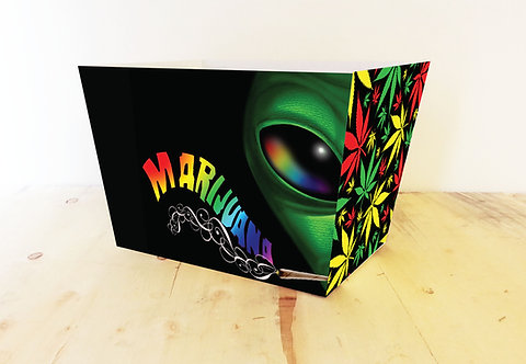 Themed Gift Box - Marijuana Outta this World