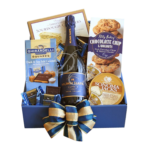 Mumm Napa Sparkling Wine Gift Box