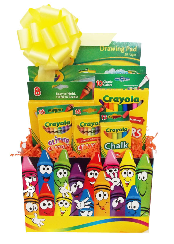 Custom Crayon Art Designer Gift