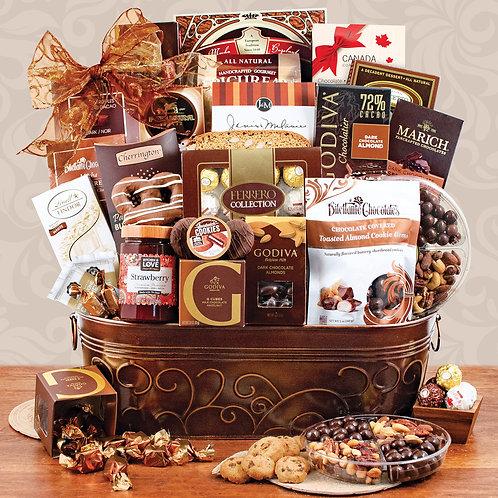 The King's Ransom Gourmet Gift Basket
