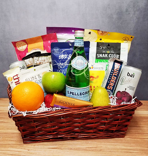 Large Gluten Free and Healthy Gift Basket