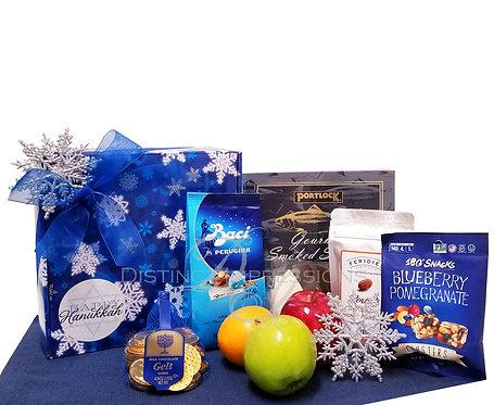 Hanukkah Noshing Holiday Gift Box