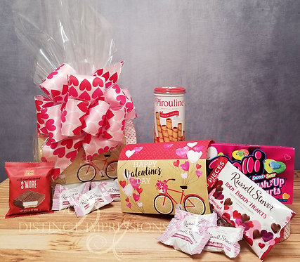 Special Delivery Valentines Day Gift Box