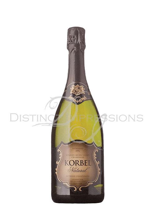 Korbel Natural Sparkling Wine - California