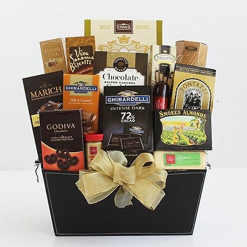 Elegant, Fine and Fancy Gourmet Gift Design