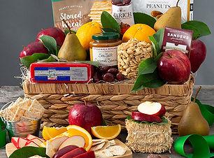 Orchard's Abundance - Fruit Gift Basket.