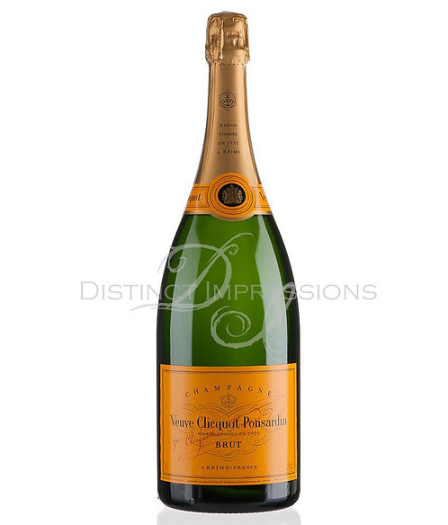 Veuve Clicquot Champagne - Yellow Label - 1.5L - Magnum