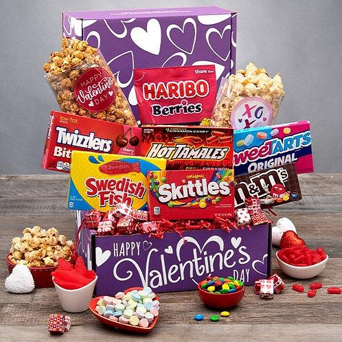 Send a Valentines Day Hug Gift Box