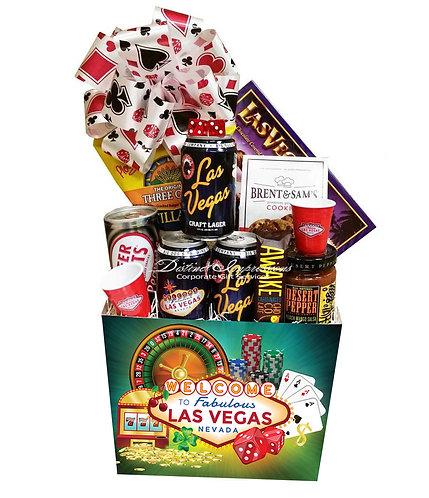 Welcome to Las Vegas Craft Beer Gift Basket