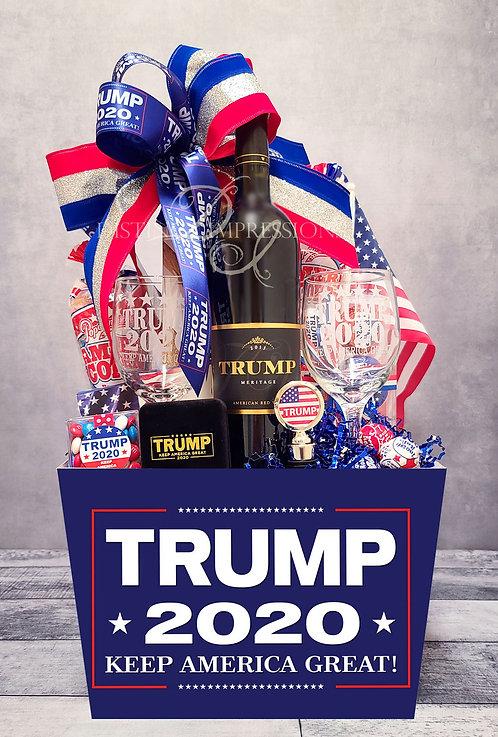 Trump 2020 - Trump Vineyards Meritage Wine Gift