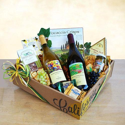 The Best of California - Wine Gift Box