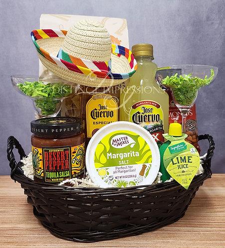 Summer Margarita Gift Basket