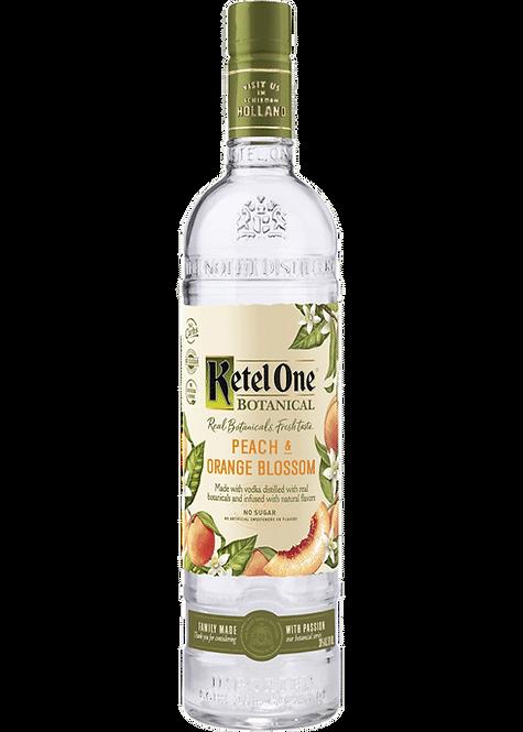 Ketel One Vodka - Botanical Flavored Peach & Orange Blossom