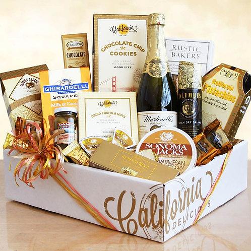 Artisanal California Sparkling Gift Box