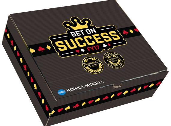 Custom Branded Event Gift Box