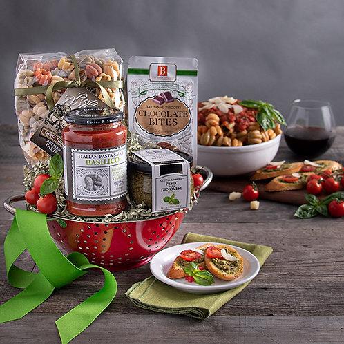 Viva Italy - Italian Flavors Gift Colander