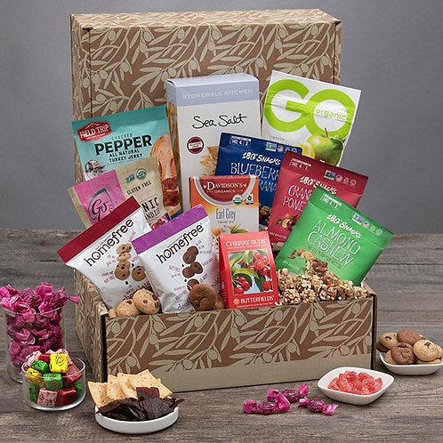 Gluten Free Gift Box for Christmas Holidays
