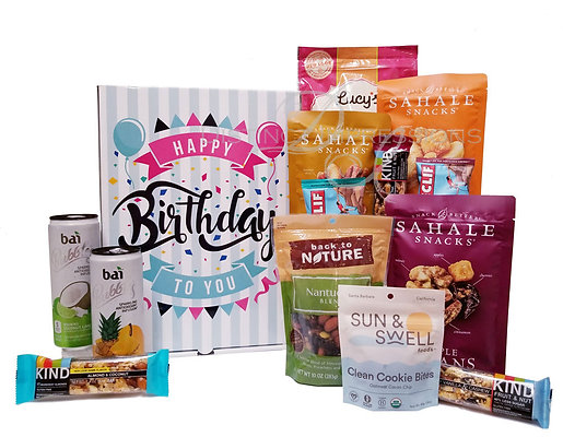 Build-A-Gift Box Custom Gift WITHOUT Alcohol
