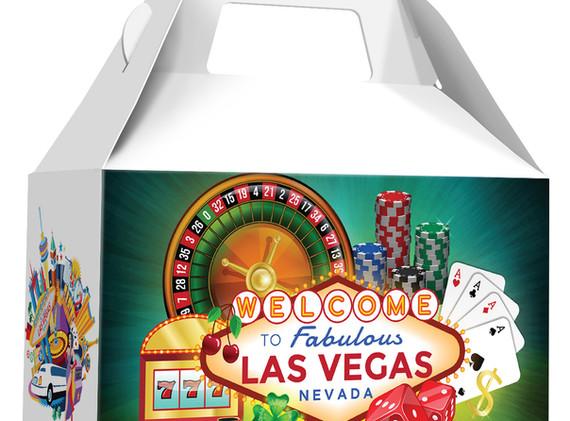 Custom Las Vegas Gable Box