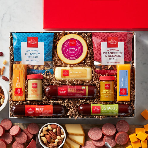 Hickory Farms Ultimate Selections Gift Box
